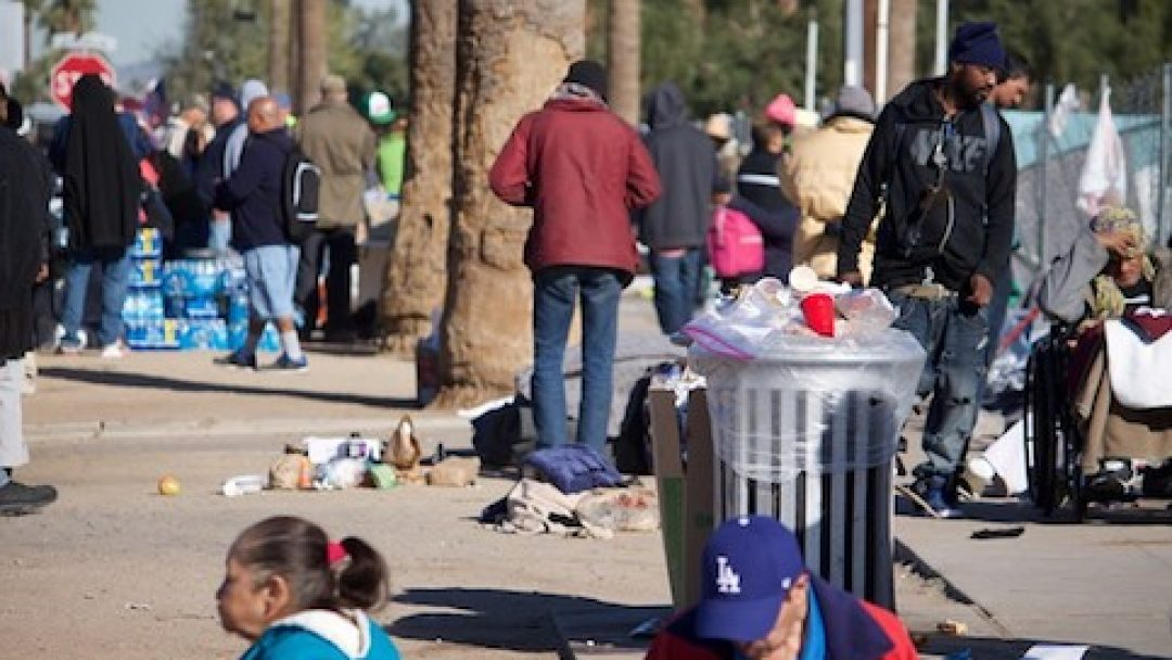 homeless on the streets of phoenix
